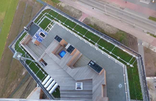 Studentencomplex Johanna - Utrecht