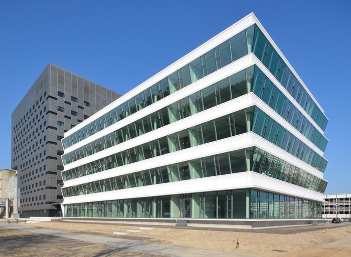 Zonne-energie voor Life Sciences Incubator